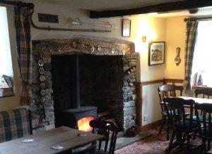 The Royal George Bar, Herefordshire Pub